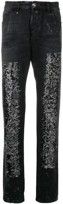 Philipp Plein sequins jeans