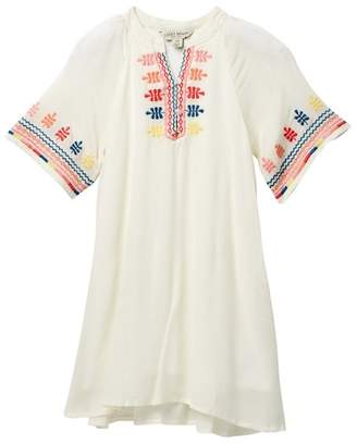 Lucky Brand Roxanne Embroidered Dress (Little Girls)