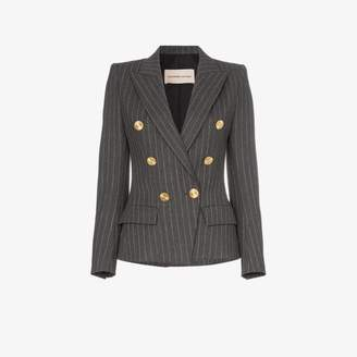 Alexandre Vauthier double-breasted pinstripe blazer