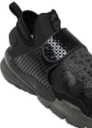 Stone Island Sock Dart Mid Top Sneakers 4