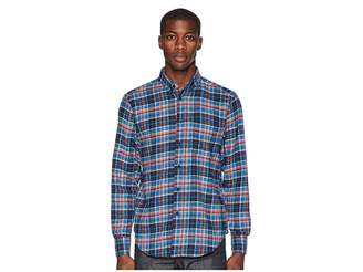 Naked & Famous Denim Easy Shirt Rustic Nep Flannel