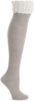 Me Moi MeMoi Fashion Cuff Over The Knee Socks - Women's
