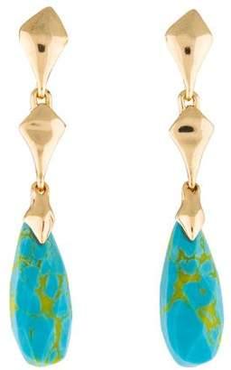 Alexis Bittar Resin Drop Earrings