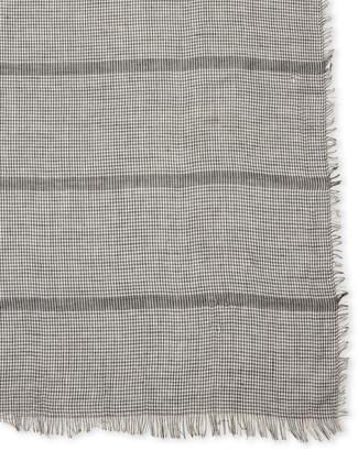 English Laundry Grey Lightweight Scarf