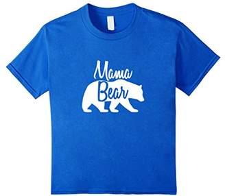 Mama Bear Shirt Mama Mommy T-Shirt Tshirt Tee Shirt