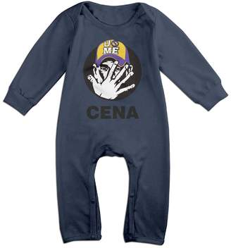 Takemeaway Cena You Can't See Mm Baby Onesie Bodysuit Infant Romper