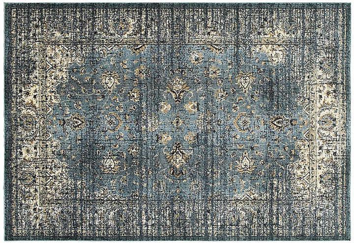 Bontona Rug - Blue/Ivory - 6.7