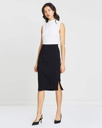 Mng Folder Dress