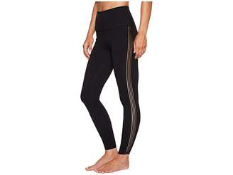 Beyond Yoga Sheer Illusion High Waist Midi Leggings