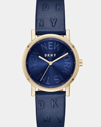 DKNY Soho Blue Analogue Watch