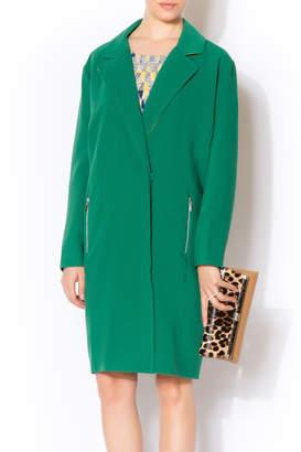 NU New York Emerald Spring Jacket