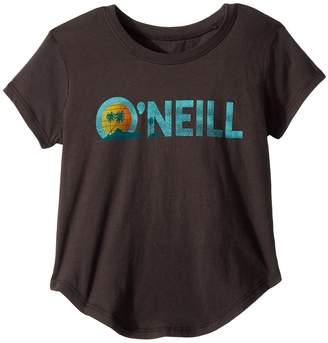 O'Neill Kids Island Adventure Tee Girl's T Shirt