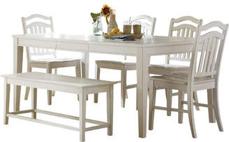 Beachcrest Home Silver Springs Extendable Dining Table