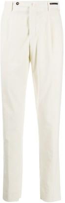 Pt01 corduroy slim-fit trousers