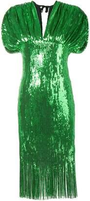 Giuseppe Di Morabito sequin-embellished dress