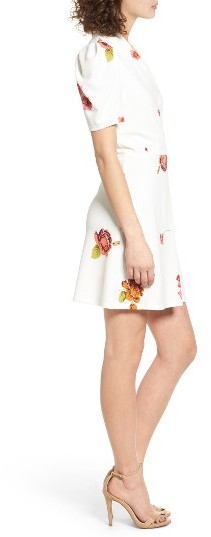 Women's Leith Surplice Minidress 2