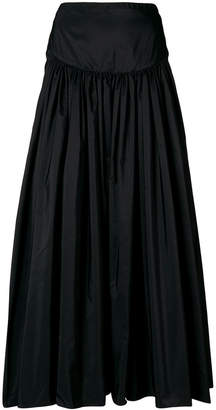 Stella McCartney flared midi skirt
