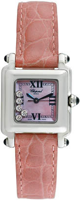 Chopard Heritage  2000 Women's Happy Diamond Sport Watch
