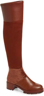 M4D3 FOOTWEAR M4D3 Nakina Over the Knee Boot