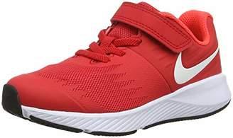 Nike Girls  Star Runner (PSV) Running Shoes (University Red White  8707dcd2c