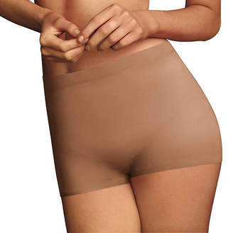 Maidenform Cover Your Bases Smoothtec Boyshort Firm Control Slip Shorts - Dm0034