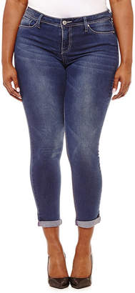 Hydraulic 28 Ankle Skinny Jean-Juniors Plus