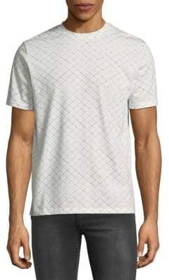 Sovereign Code Checkered Cotton Tee
