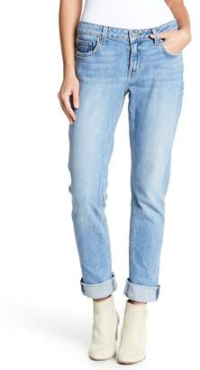 Derek Lam 10 Crosby Denim Mila Mid Rise Slim Girlfriend Jeans