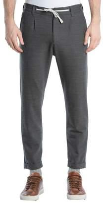 Eleventy Stretch Wool Trousers
