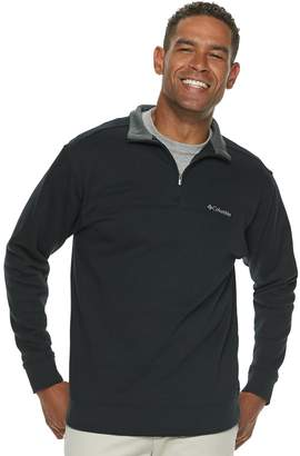 Columbia Men's Deschutes Rapids Fleece Quarter-Zip Pullover