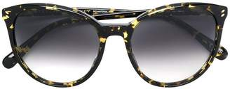 Stella McCartney Eyewear tortoiseshell effect sunglasses