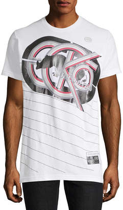 Ecko Unlimited Unltd Mens Crew Neck Short Sleeve T-Shirt