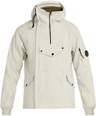 C.P. Company Lens soft-shell jacket