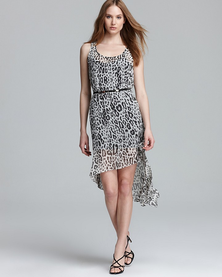 GUESS Dress - Mirror Leo Cheetah Print