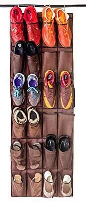 Mirella's House LARGE SHOE ORGANIZER Door Shoe Rack