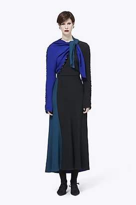 CONTEMPORARY Tie-Neck Dress