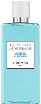 Hermes Un jardin en Méditerran&233e - Body Shower Gel, 6.5 oz./ 200 mL