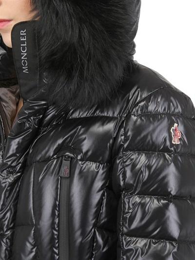 Beaver & Murmasky Hood Nylon Down Jacket