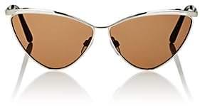 Balenciaga Women's BA126 Sunglasses - Silver