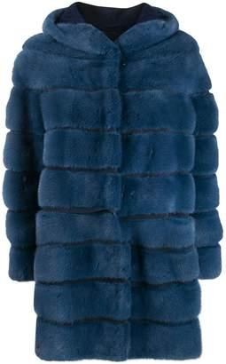 Simonetta Ravizza Cairo quilted coat
