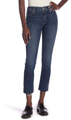 Mother The Rascal Ankle Snippet Crop Jeans
