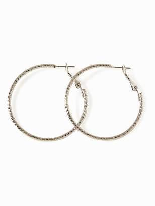 Old Navy Textured-Hoop Earrings for Women