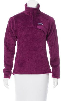 Patagonia Long Sleeve Fleece Sweater $65 thestylecure.com