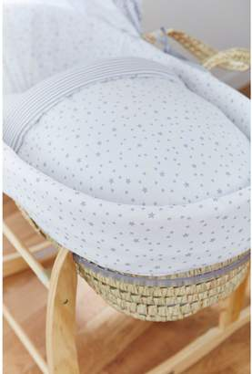 Clair De Lune Stars & Stripes Palm Moses Basket