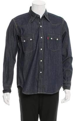 Levi's Denim Button-Up Shirt w/ Tags
