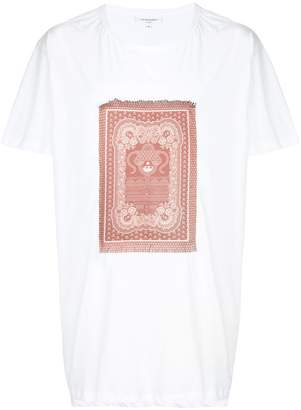 Les Benjamins front printed T-shirt