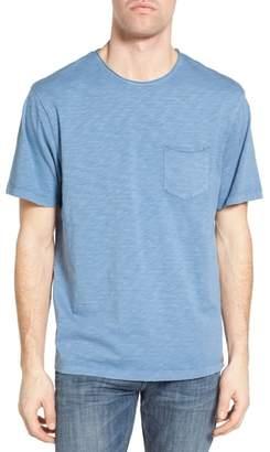 True Grit Raw Edge Slub T-Shirt