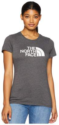 The North Face 1/2 Dome Tri-Blend Crew Tee Women's T Shirt