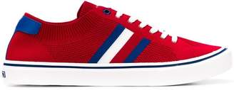 Tommy Hilfiger knitted low top sneakers