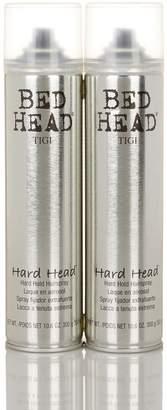 Tigi Bed Head Hard Head Hairspray - Set of 2